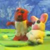 Den påhittiga kaninen