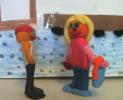 Flickan och mobbaren