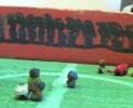 Fotbollsmatchen